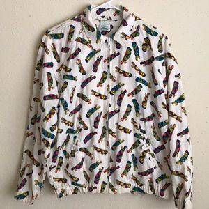 Vintage Izod x Lacoste jacket